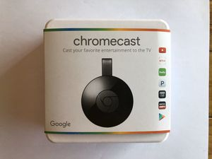 Google Chromecast 2nd Gen for Sale in Glendale, CA