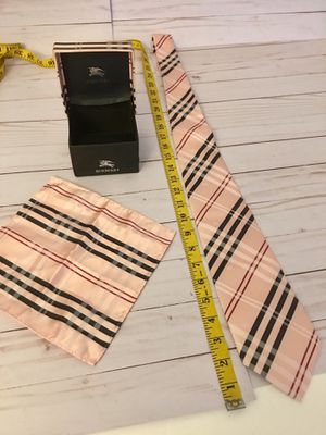Burberry tie (used) for Sale in Murfreesboro, TN
