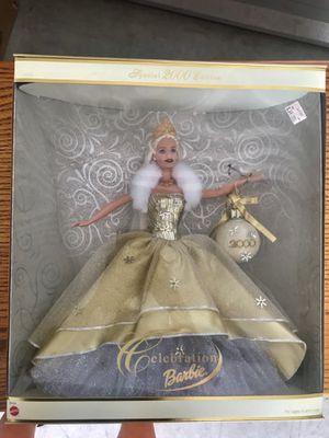 2000 Special Edition Celebration Barbie for Sale in Saint CLR SHORES, MI