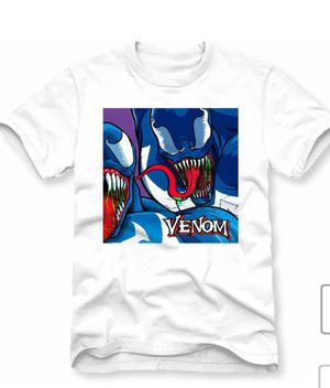 New Marvel Comics Venom, Spiderman, Carnage, Eddie Brock Marvel Vs Capcom shirt Mens Size Large, XL, & XXL. Spider-man Spiderman $25 price is FIRM for Sale in Salinas, CA