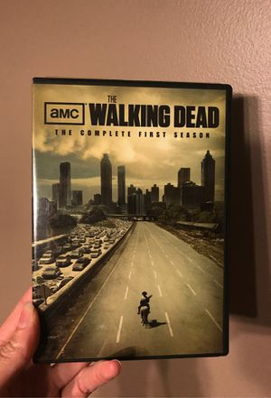 The Walking Dead SEASON 1 DVDs for Sale in Griffith, IN