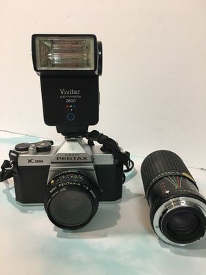 Pentax Camera Package for Sale in Milwaukie, OR
