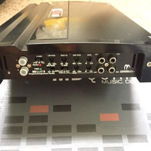MB Quart OA800.4 800-Watt 4Channel Onyx Series Amplifier for Sale in Orlando, FL