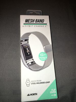 Fitbit Charge 2 mesh band for Sale in Los Angeles, CA