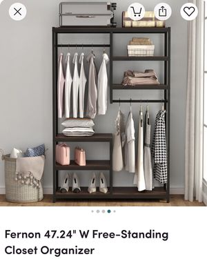 Standing Closet Organizer for Sale in Los Angeles, CA