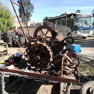 Walk Behind Tractor for Sale in Riverside, CA
