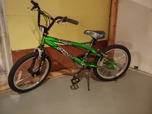 """Bike Green Boys 20"""" Chaos FS20 w Pegs for Sale in New Gloucester, ME"""