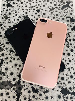 Factory unlocked iPhone 7 plus 128gb with warranty for Sale in Cambridge, MA