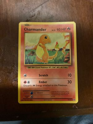 Charmander 09/108 for Sale in The Bronx, NY
