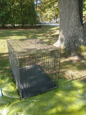 Dog crate (large/lab size) for Sale in Hudson, MA