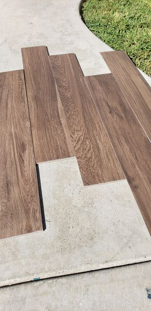 6x36 wood look porcelain tile, for Sale in Whittier, CA