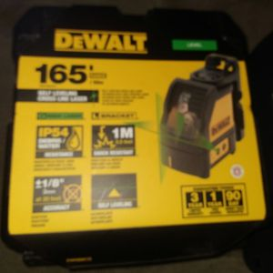 DeWalt Laser Level for Sale in Poulsbo, WA