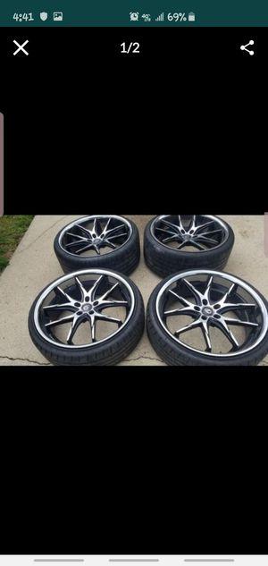 "22""Lexani Rims & tires for Sale in Shalimar, FL"