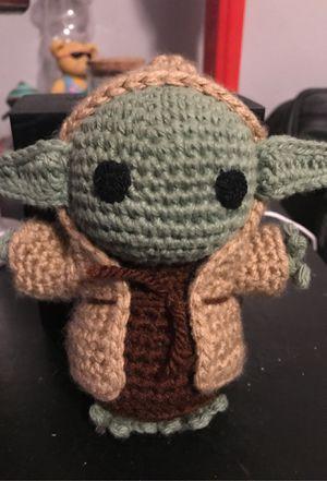 Baby Yoda Doll for Sale in Norwalk, CA