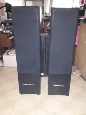 Digital Pro Audio 2 Way Tower Speakers for Sale in Petaluma, CA
