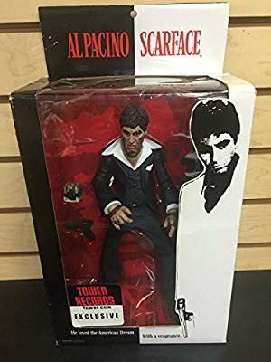 Exclusive 2004 Scarface Figure In Box From Tower Records for Sale in San Leandro, CA