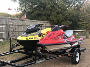 Jet skis for Sale in Grand Prairie, TX