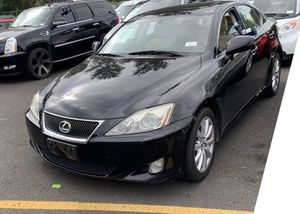 2008 Lexus IS 250 AWD for Sale in Tacoma, WA
