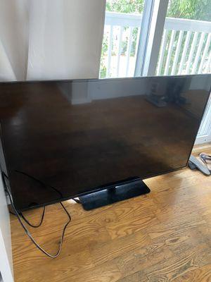 Vizio 48 inch smart tv perfect condition for Sale in Tacoma, WA