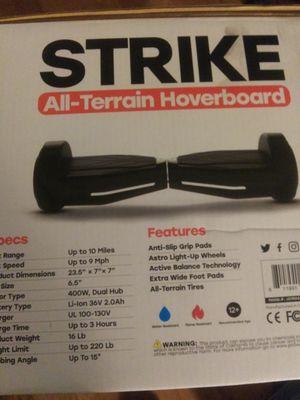 Jetson strike all trrrain :hoverboard for Sale in Oakland, CA
