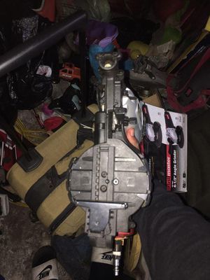 roofing nail gun . for Sale in San Antonio, TX