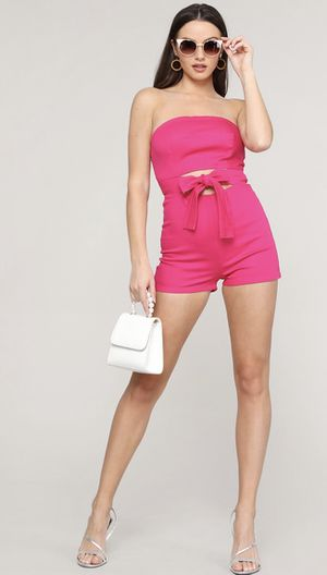 Romper hot pink for Sale in Tolleson, AZ