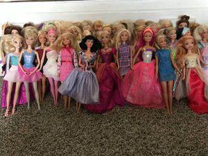 Large Lot Barbie / Disney Dolls - 100 for Sale in San Leandro, CA