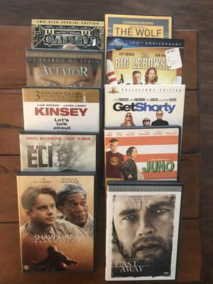 Great Movie DVD lot for Sale in Clearwater, FL