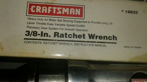 3/8 in ratchet wrench AIRDRIVE for Sale in West Covina, CA