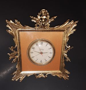 GLOBE ANTIQUE CLOCK for Sale in Charlotte, NC