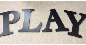 Large Wood Letters for Sale in Roseville, CA