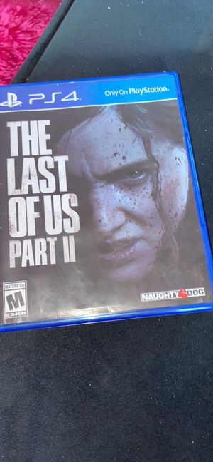 The last of us part 2 for Sale in Queens, NY