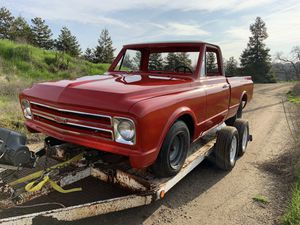 1967 Chevy C10 for Sale in Waterford, CA