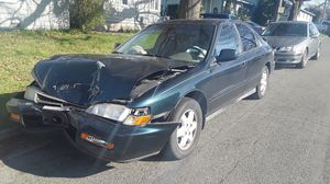 96 honda accord still runs after accident for Sale in Tacoma, WA