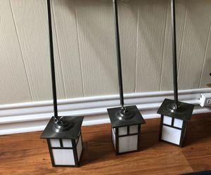 Berkeey 3 pendant light for Sale in Louisville, KY