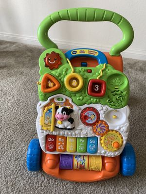 Vtech Sit To Stand Learning Walker for Sale in Chino, CA