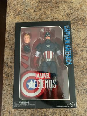 Captain America Marvel Legends for Sale in Tolleson, AZ