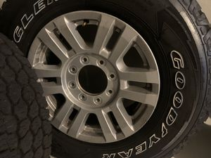 2019 Ford F-250 OEM Rims (Rims ONLY) for Sale in Pembroke Pines, FL