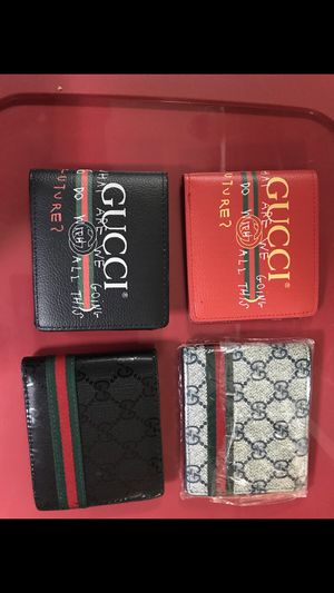 Gucci wallets for Sale in Tampa, FL
