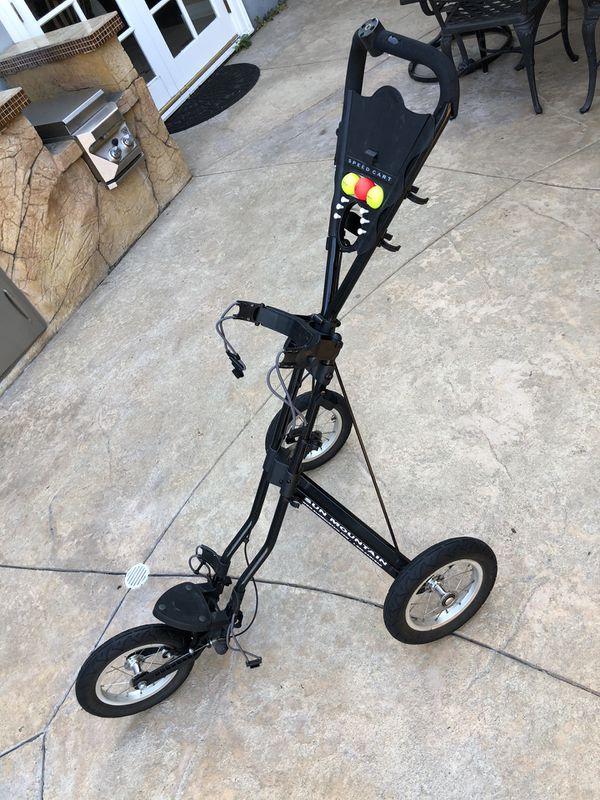 SUN MOUNTAIN🔥Golf Push Cart