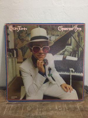 Elton John Greatest Hits Vinal for Sale in Hialeah, FL
