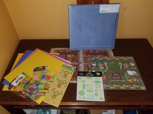 NEW Scrapbook 20 Page Set and More! $50 for Sale in Martinsburg, WV