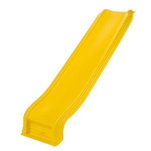 Slide 7ft yellow swing set play set resbaladilla for Sale in Dallas, TX