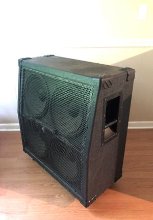 Laney 4x12 Speaker Guitar Cabinet Half Stack 280 Watts Handling for Sale in Murray, KY