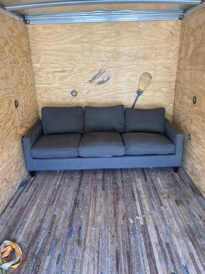 Free couch in Gaithersburg for Sale in Gaithersburg, MD