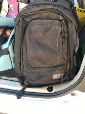 Black Jansport backpack $7 for Sale in Los Angeles, CA