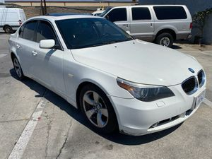 2007 BMW 530i for Sale in Long Beach, CA