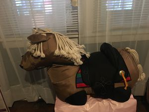 Children's Stuffed animal for riding for Sale in Pittsburgh, PA