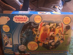 Thomas the Train Ball Pit/Playset for Sale in East Lansdowne, PA