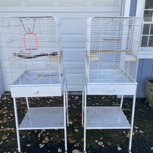 Bird Cages $75.00 EACH OR 2/ $125.00 for Sale in Seaford, NY